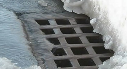 Help Your Storm Drain to Clear the Runoffs During Spring